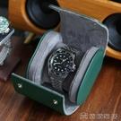 手錶收納手錶盒子單個便攜錶盒高檔收納盒單只腕錶防摔錶包裝機械錶袋【快速出貨】