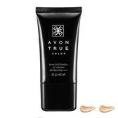 無油配方  AVON雅芳原色 美肌CC霜 SPF50/PA++++/25g 嫩粉/亮膚粉底