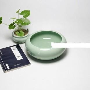 龍泉青瓷茶洗