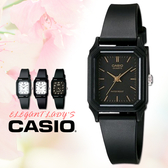 CASIO 手錶專賣店 卡西歐 LQ-142-1E  中性錶 指針錶 壓克力鏡面 學生型考試用 黑面金丁字