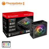 Thermaltake 曜越 Smart RGB 500W 電源供應器