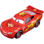 《TOMICA 》迪士尼 - Cars閃電麥坤收納車╭★ JOYBUS玩具百貨