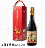 多果多蔬果 黑蒜植化發酵液600ml/瓶