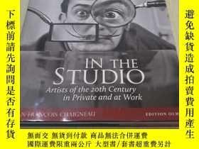 二手書博民逛書店In罕見The Studio: Artists of the 2