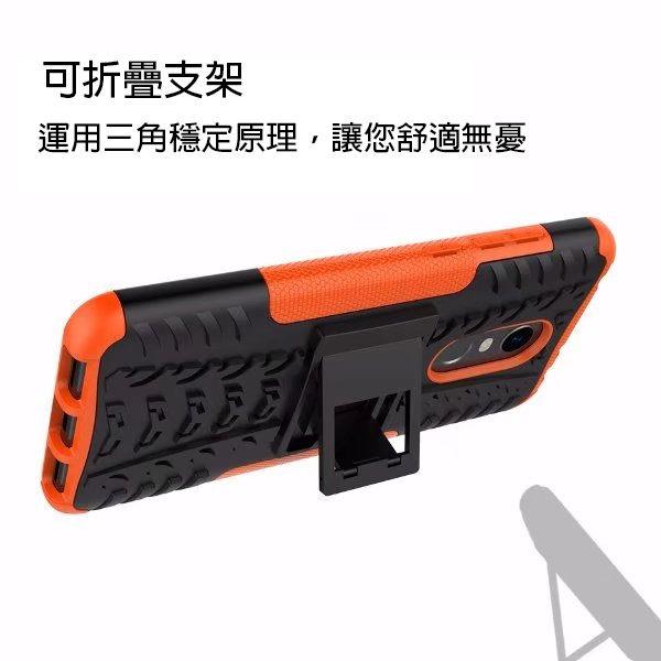 華碩 ZenFone5 ZE620 5Z ZS620 5Q ZC600 輪胎紋 防摔 手機殼 全包 二合一 保護殼