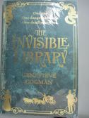 【書寶二手書T1/原文小說_HBR】The Invisible Library (The Invisible Library series Book 1)_Genevieve Cogman