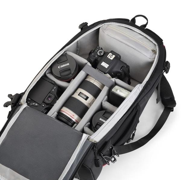 攝影包 大容量防盜相機包後背攝影包尼康佳能數碼單反包攝像機 小宅君嚴選