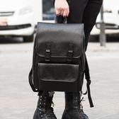 後背包 雙肩包 韓版書包 電腦包旅行男背包【非凡上品】j636