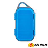 美國 PELICAN 派力肯 塘鵝 G40 防水 微型 小型 氣密箱 藍色 / 露營 戶外運動 單車 適用