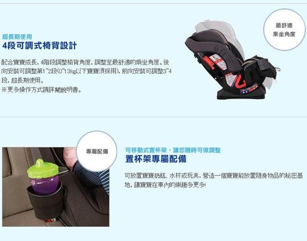 ★優兒房☆ GRACO 0-12歲長效型嬰幼童汽車安全座椅 MILESTONE 贈 止滑墊