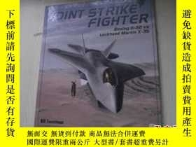二手書博民逛書店JOINT罕見STRIKE FIGHTER 英文原版Y18429