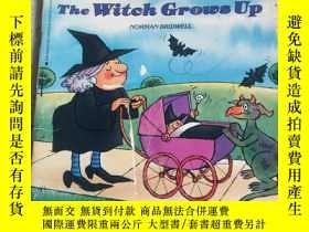 二手書博民逛書店the罕見witch grous upY212829