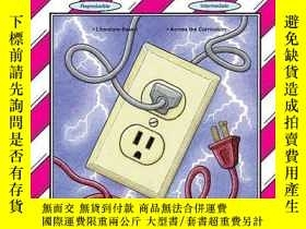 二手書博民逛書店Electricity罕見Thematic Unit (Thematic Units Series)-電力專題單