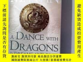 二手書博民逛書店Dance罕見With Dragons: Part 1 Drea