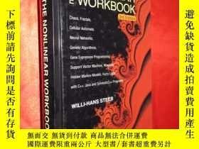 二手書博民逛書店The罕見Nonlinear Workbook: Chaos,
