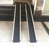 斜坡板/鋁輪椅梯--輪椅爬梯專用斜坡板300CM (台灣製造) 非固定式斜坡板C款