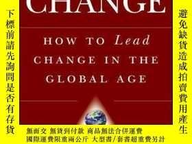 二手書博民逛書店EPIC罕見Change: How to Lead Change in the Global AgeY4100