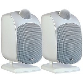 【音旋音響】Bowers & Wilkins 英國 B&W LM1書架式喇叭 銀色 皇佳公司代理 公司貨 有保固