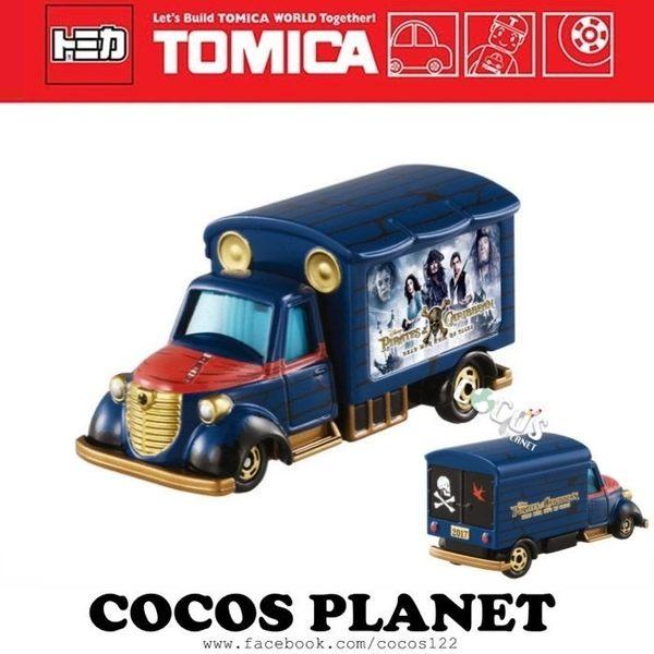 TOMICA 多美小汽車 神鬼奇航 加勒比海盜 宣傳車 貨櫃車 貨車 迪士尼夢幻小汽車 小車 COCOS TO175
