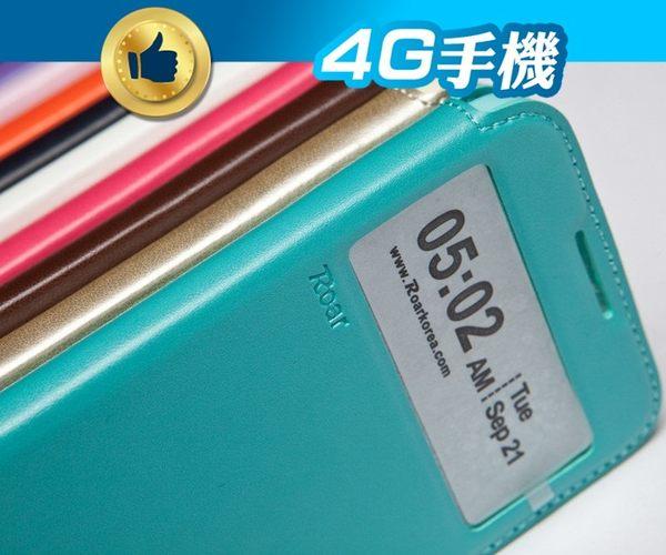 出清 側翻皮套 三星 S6 G9200 / HTC M9 手機 保護 側掀 可立式 可插卡 韓國 Roar ~4G手機