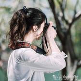 TARION民族風單反微單相機肩帶復古文藝拍立得肩帶通用可調節背帶 晴天時尚館