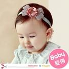 韓國兒童髮飾 蝴蝶結花朵髮帶