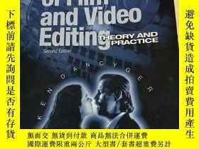二手書博民逛書店The罕見Technique of Film and Video