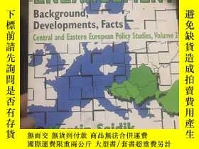二手書博民逛書店EUROPEAN罕見UNION ENLARGEMENT 有簽名Y