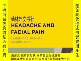 二手書博民逛書店【罕見】2008年出版 Headache And Facial