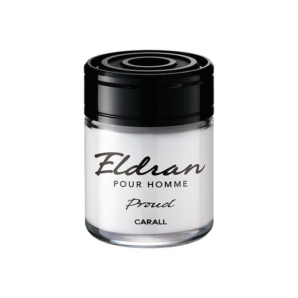 日本 CARALL ELDRAN PROUD 果凍香水 消臭芳香劑