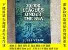 二手書博民逛書店英文原版罕見20,000 Leagues Under the SeaY268707 Jules Verne B