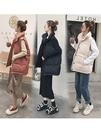 冬季新款羽絨棉馬甲女短款韓版寬松面包背心加厚無袖坎肩外套