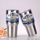 【杯子+普通蓋】不鏽鋼鋼杯 冰霸杯900ml 保溫杯 保冷杯