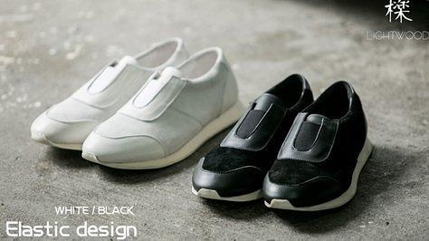 FINDSENSE MD 日系 高品質 時尚 潮 男 高絲光 低幫 低跟休閒鞋