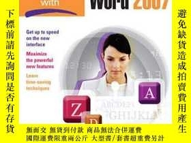 二手書博民逛書店How罕見To Do Everything With Microsoft Office Word 2007Y2