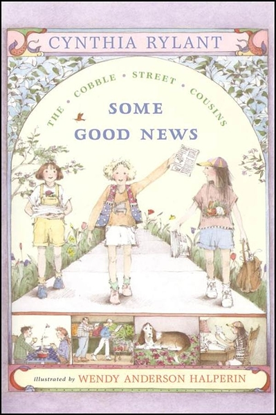 (二手書)Cobble Street Cousins: Some Good News