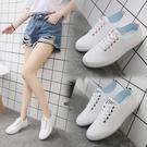小白鞋女夏季2018新款百搭女鞋韓版學生...