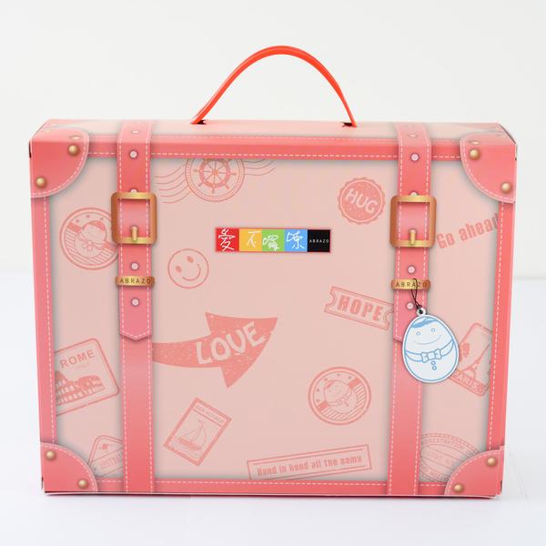 【愛不囉嗦】愛啟程 手感餅乾禮盒