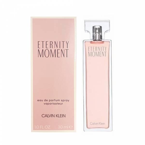Calvin Klein CK Eternity Moment永恆時刻女性淡香精 30ml【UR8D】