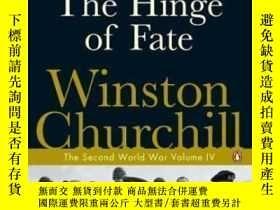 二手書博民逛書店The罕見Hinge Of Fate-命運的樞紐Y436638 Sir Winston S Chu... Pe