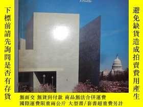 二手書博民逛書店華盛頓國家美術館東館罕見East Building Nation