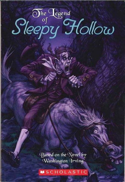 Scholastic Action Classics Level 1: the Legend of Sleepy Hollow (書+CD)