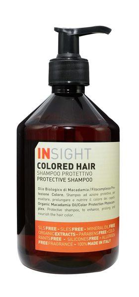 INSIGHT茵賽特 堅果油護色洗髮精 500ml《Belle倍莉小舖》