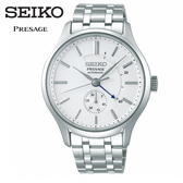 【送錶帶】SEIKO 精工 調酒師系列 動力儲存顯示 Presage 機械錶腕表 4R57-00N0S(SSA395J1)-42mm