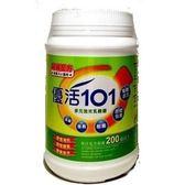 生達優活101乳酸菌 300克/瓶◆德瑞健康家◆