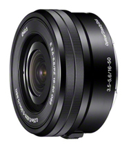 SONY E PZ 16-50mm F3.5-5.6 OSS (E 接環專屬鏡頭) SELP1650