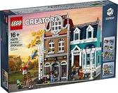 LEGO 樂高 Creator Expert Model Modeld 建築系列 街道的總屋(Bookshop)【10270】