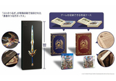 PS4 3DS勇者鬥惡龍XI 雙包裝 勇者之劍盒 e-STORE 純日 含史來姆限定組
