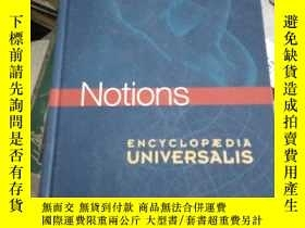 二手書博民逛書店NOtions罕見encyclopedIaY7461