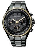 CITIZEN星辰100週年光動能GPS衛星對時限量腕錶 CC4004 58F  公司貨 全球1年保固